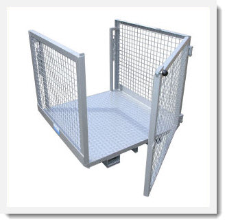 WP-OPG Order Picking Cage